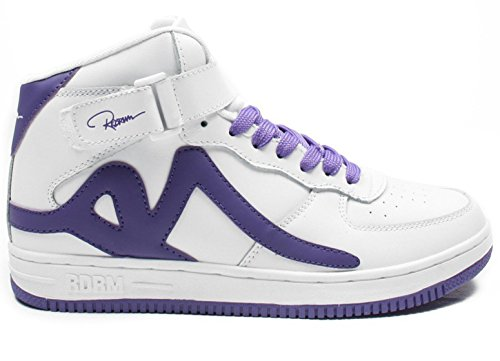 Redrum Unisex Shoes Sneakers Forza High White/Purple discount eastbay sale 100% original discount many kinds of Ebpomr