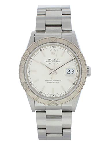 Rolex Datejust Automatic-self-Wind Male Watch 16264 (Certified Pre-Owned) (Rolex Pre Owned Watches)