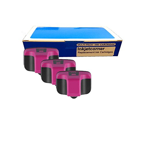 Inkjetcorner MAGENTA Remanufactured Cartridge Photosmart product image