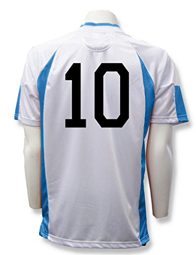 Imperial soccer jersey customized with your player number - size Adult S - color ()