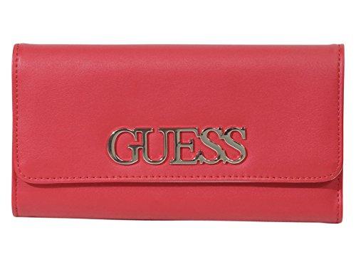 GUESS Felix Multi Clutch Wallet Lipstick