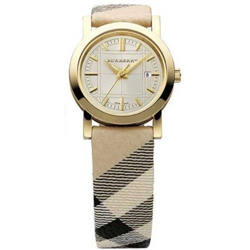 Burberry-BU1399-Swiss-Quartz-Nova-Check-Goldtone-Case-Womens-Watch