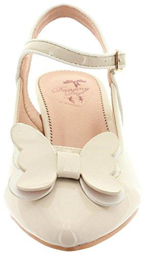 Crema Donna Dietro Days Caviglia Con La Dancing Cinturino xF01wpqFf