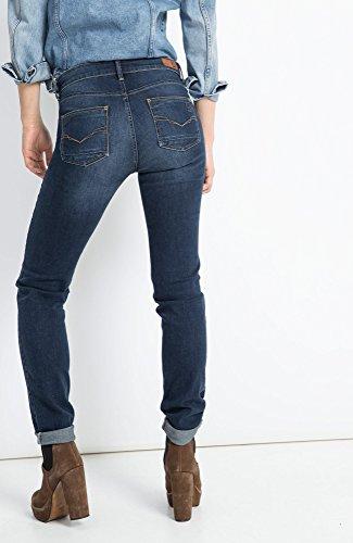 9712 Jeans Blue Dark Blu Monroe Skinny Donna advanced Wash His Hnz41qT