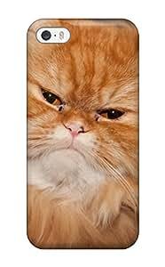 New Premium Akqqtxc5745MOnEb Case Cover For Iphone 5/5s/ Persian Cats Protective Case Cover