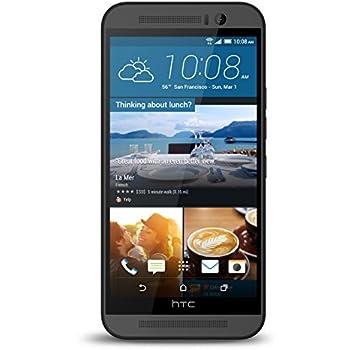 HTC ONE M9 32GB Unlocked GSM 20MP Camera Smartphone, Gunmetal Grey
