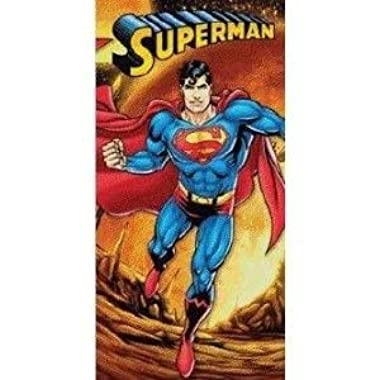 Superman Firely Planet Beach Towel by JP Import