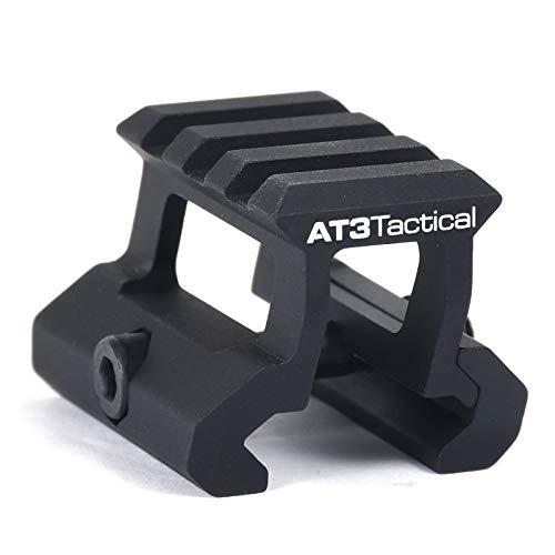 Risers Single - AT3 Tactical PRO-Mount Mini Riser Mount - 0.83