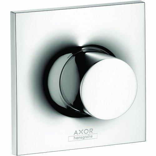 Axor 18934001 Massaud Trio/Quattro Trim, Chrome ()