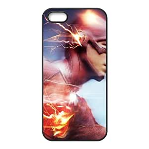 Barry Allen The Flash Iphone 4 4S Cell Phone Case Black 218y-052066