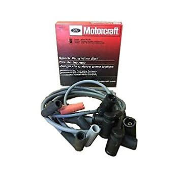 FORD OEM Ignition Spark Plug-Wire OR Set-See Image 6U7Z12259A