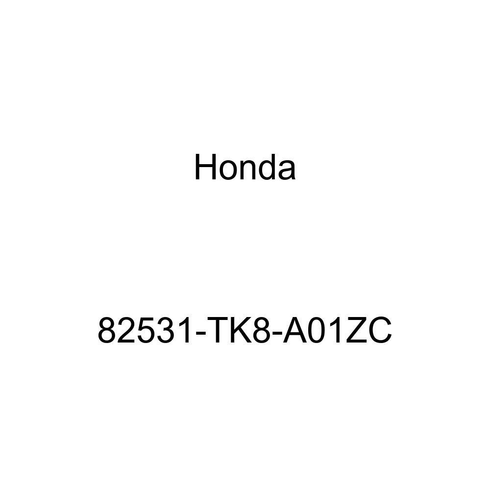 Left Honda Genuine 82531-TK8-A01ZC Seat Cushion Trim Cover Rear