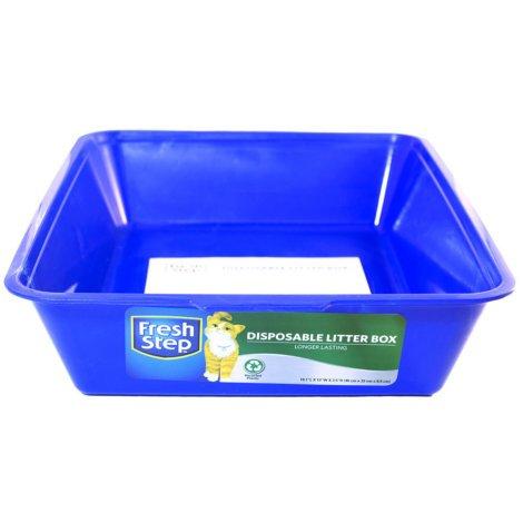 Fresh Step Disposable Litter Box