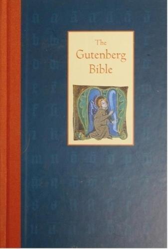 Read Online The Gutenberg Bible: Landmark in Learning pdf epub