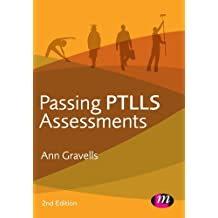 Amazon ann gravells books biography blog audiobooks kindle passing ptlls assessments further education and skills by ann gravells 2012 11 fandeluxe Gallery