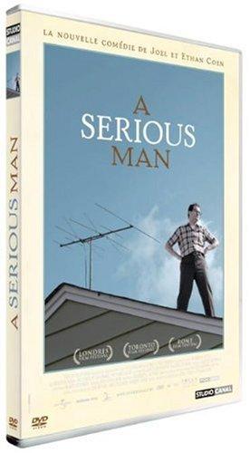 A Serious Man / Joel Coen, Ethan Coen, réal.   Coen, Ethan. Monteur. Scénariste