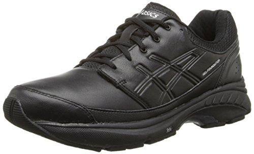 Asics Women's Gel-Foundation Workplace Running Shoe, Blac...