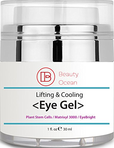 Wrinkle Reducer Eye - Lifting and Cooling Eye GEL 1 oz Wrinkle and Dark Circle For Fine Line, Redness Reducer