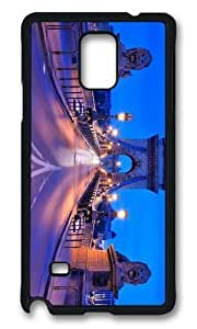 Adorable budapest chain bridge Hard Case Protective Shell Cell Phone Ipod Touch 4
