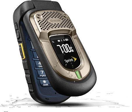 Kyocera DuraXT E4277 PTT - Talk Push Sprint To