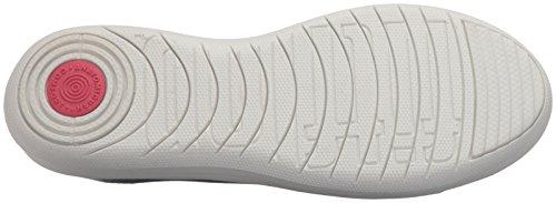 Delle Bianco Scarpa 011 argento Da Tennis F Donne Laceup Formatori Fitflop Argento sportiva pYwqH4