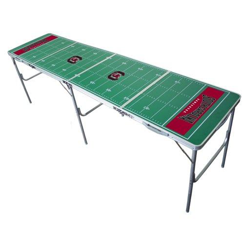 Gamecocks Ncaa Desk - South Carolina Gamecocks 2x8 Tailgate Table by Wild Sports