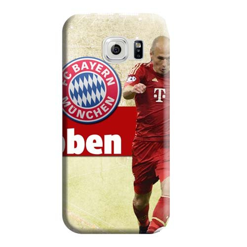 Arjen Robben Phone Covers Shock-dirt Hd Colorful Samsung Galaxy Note 5