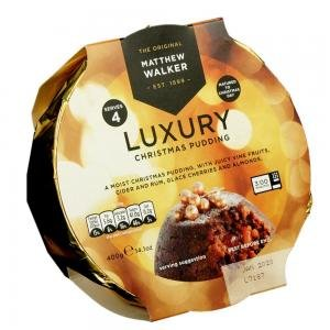 2 Pack Matthew Walker Luxury Christmas Plum Pudding (14.1oz) (2 pack) order by 1 PM PST Ships same business day will ship Dec - Business Usps Days