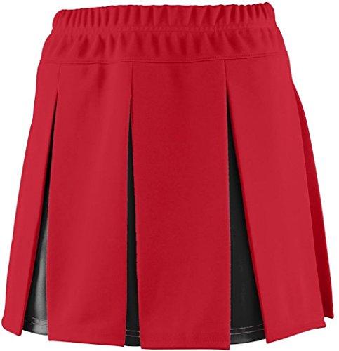 Augusta - Jupe - Femme rouge/noir