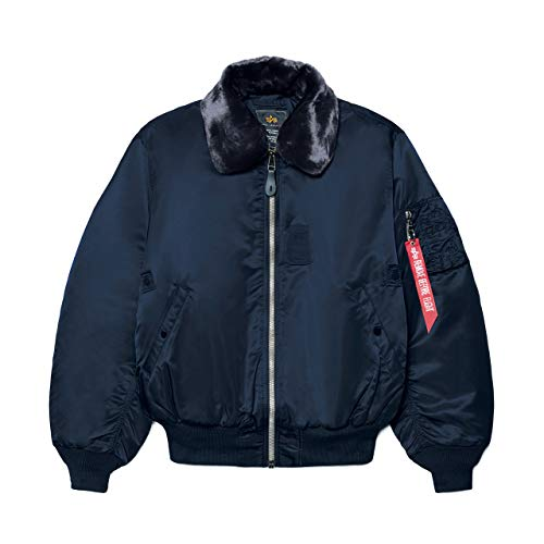 Alpha Industries Men's B-15 Flight Jacket