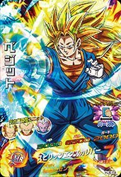 Amazon.com: Dragon Ball Heroes JM05 bullets / HJ5-48 Vegetto ...