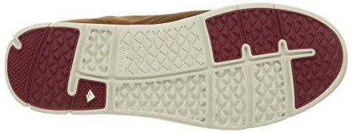 EmericaWino Cruiser HLT - Sneaker Uomo Marrone (Marron (Brown/White/217))