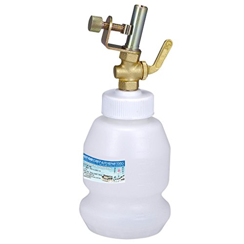 FIT TOOLS 1L Brake Oil or Fluid Automatic Filling Bleeder Bottle 1000 cc