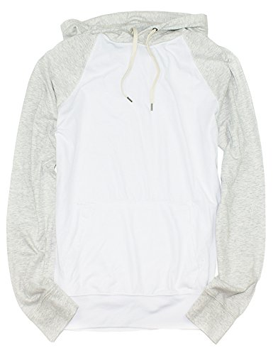 American Eagle Men's Thin Hoodie Long Sleeve Graphic T-Shirt M-21 (Small, 9160-100) (Eagle American Cotton Sweater)