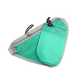 Unisex Men Women Fashion Sporty Multi-purpose Waist Shoulder Bag Pack With Bottle Holder Adjustable Strap for Sport Hiking Traveling Passport Wallet (4pcs Mixed Colors)