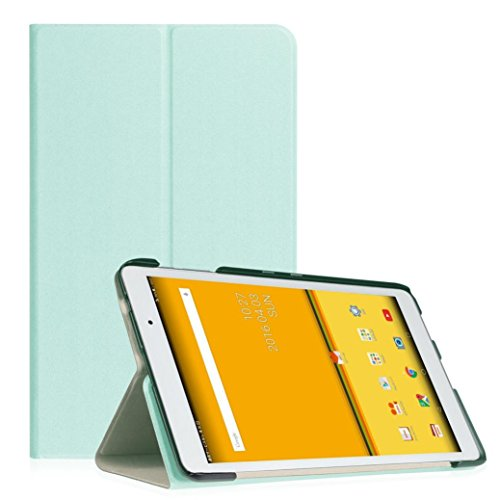 Sikye Flip Leather Case Cover Holder For Huawei T2 Pro 10 Inch (Mint Green) (Huawei Honor T1 Tablet)