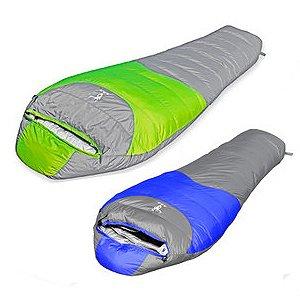 z & T Invierno Plumón Plumas Para Sacos de dormir camping Saco de dormir Saco de