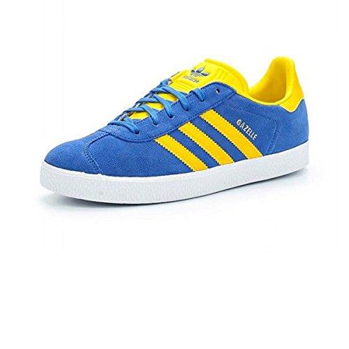 adidas Gazelle C, Zapatillas de Deporte Unisex Niños Azul (Azul / Eqtama / Dormet)
