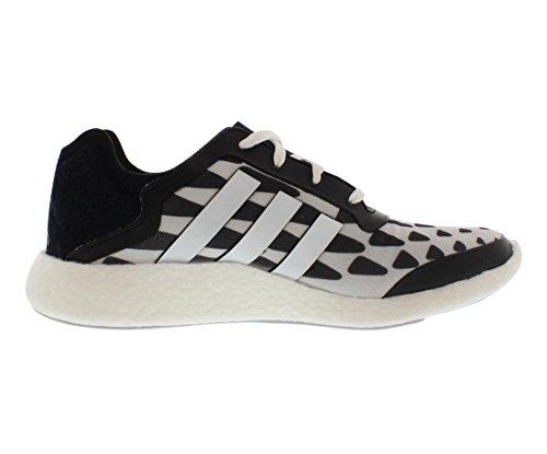 Scarpe Da Donna Adidas Pure Boost Bianco / Nero Bianco / Nero / Grigio