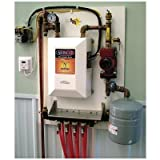 micro boiler gas - - Radiant Made Simple Radiant Heat System - 11kW, 37,540 BTU Boiler, 230V, 60 Amp, Model# RMS-11