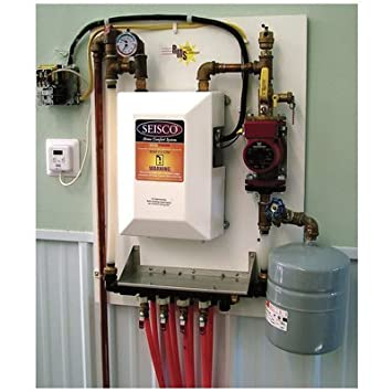 Radiant Made Simple Radiant Heat System 11kw 37 540 Btu Boiler