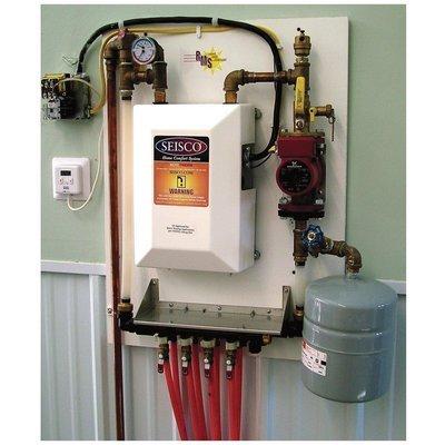 Radiant Heating Boilers - 2