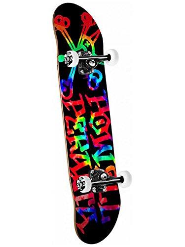 Powell-Peralta Vato Rat Tie-Dye Micro Complete Skateboard, Blue (Complete Skateboard Micro)