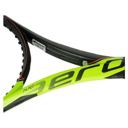Amazon.com : Babolat Pure Aero Tennis Racquet - 4-1/8 Grip : Sports & Outdoors