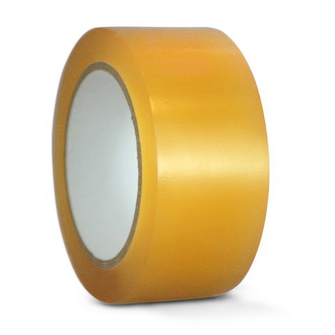 T.R.U. CVT-536 Clear Vinyl Pinstriping Dance Floor Tape: 2 in. wide x 36 yds. Several Colors