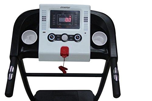 Cockatoo CTM-04 Home Use 1 HP Motorised Multi-Function Treadmill(Free Installation Assistance)