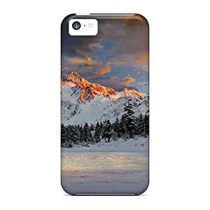 MWk2349vKFA Snap On Case Cover Skin For Iphone 5c(day Is Ending)