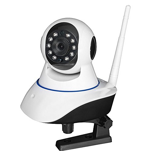 XIT 355 Degree Motion Camera (White/Black)