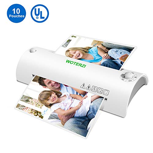 Thermal Laminator for A4/A6, 9