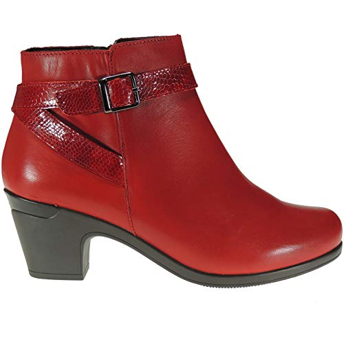 Women Red Romero 2 For Boots Calzados qw8R6PO8